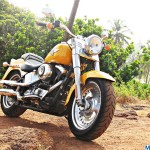 Harley Davidson Fatboy Ride Review: FAT Couture