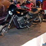Harley Street 750 Images and Details From the India Bike Week