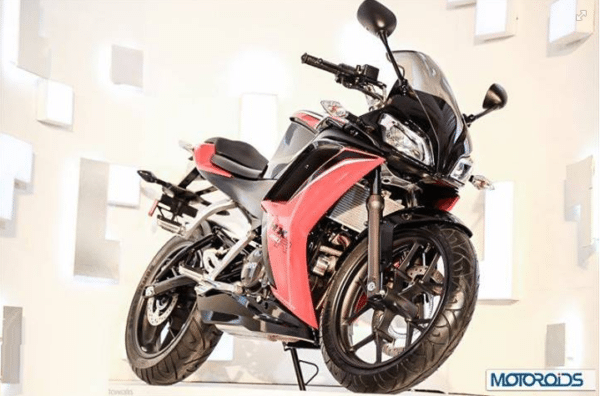 Hero-HX250R-Auto-Expo