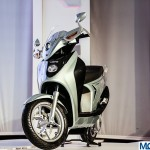 Hero Leap Hybrid Scooter unveiled: Images, Specs and Details