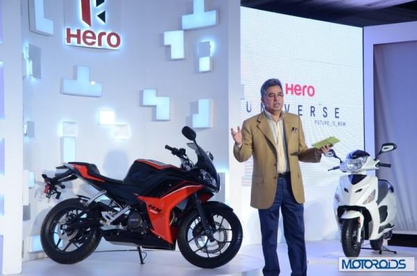 Hero MotoCorp HX250R (1)