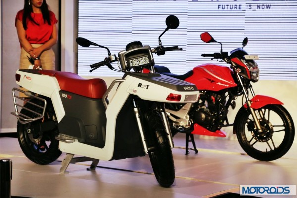 Upcoming Hero Diesel Bikes in India images
