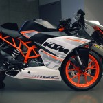 Photo feature: The KTM RC125,KTM RC200 and KTM RC390