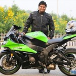 User Review: Nitesh Jain Talks About his Kawasaki Ninja ZX-10R