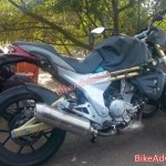 Mahindra Mojo Spied Yet Again: This Time With a Redesigned Tank
