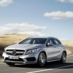 Entry-level Luxury SUV Showdown: Mercedes GLA vs BMW X1 vs Audi Q3