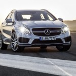 VIDEO : Check out the Mercedes-Benz GLA 45 AMG in this Promotional Video