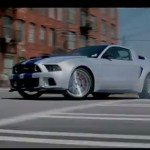 Video: New Ford Mustang to Feature in Need for Speed Movie