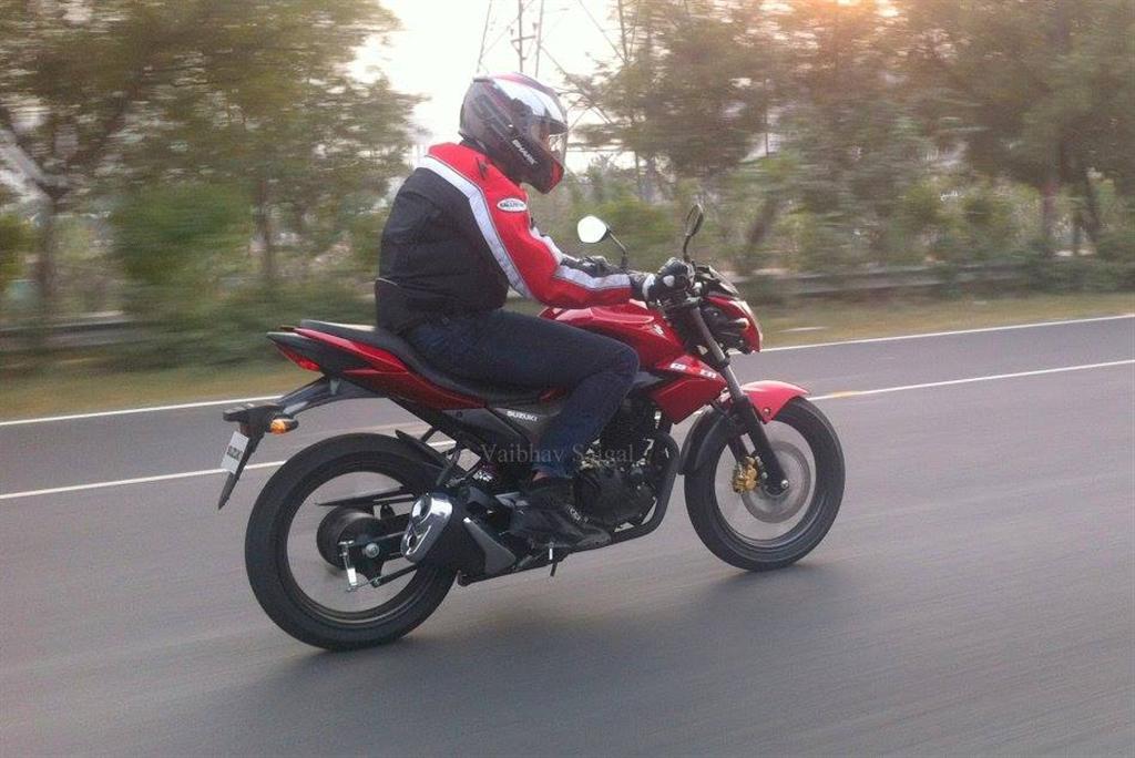 Suzuki GIXER 150 India