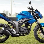 Suzuki Gixxer 155cc Motorcycle Unveiled in India: Images, Specs and details