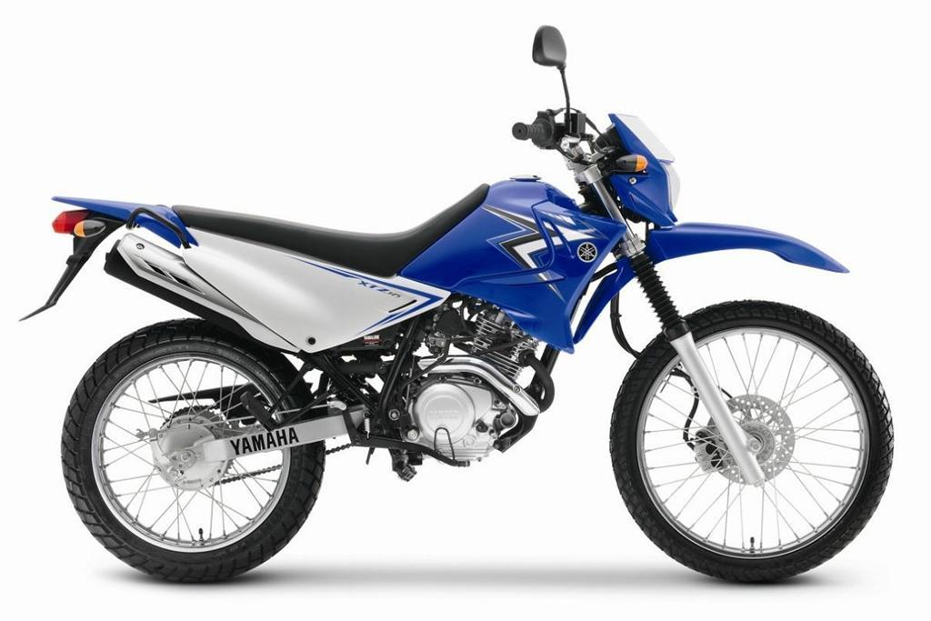 Yamaha XTZ 125 Brazil