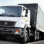 BharatBenz trucks sales crosses 10,000 units
