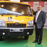 Mahindra launches SafeEye technology in Maxximo Mini Van VX School Bus