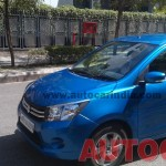 SPIED- Maruti Suzuki Celerio Images Surface; Launch Soon