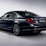 Upcoming 2015 Mercedes-Benz S600 Leaked Ahead of Detroit Debut