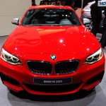 NAIAS LIVE: BMW 2 Series (M235i) Images from Detroit