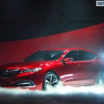 NAIAS LIVE: Acura TLX images from Detroit