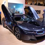 NAIAS LIVE: BMW i8 visits Detroit prior to its India debut at Auto Expo 2014