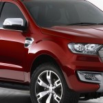 New 2015 Ford Endeavour release date revealed. Public debut in India!
