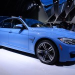 NAIAS LIVE: More BMW M3 images from Detroit Motor Show