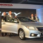 All-new 4th gen Honda City launched in Mumbai @ INR 7.42 lakhs