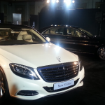 LIVE from New Mercedes Benz S Class India launch event. Price- INR 1.57 Crores