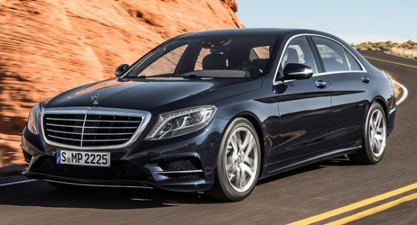 New Mercedes S Class India launch today. Stay tuned for more updates
