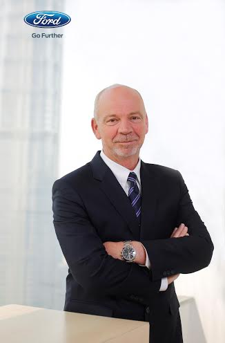 Nigel Harris Appointed As Ford India President