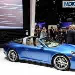 VIDEO: Porsche 911 Targa Walk Around at NAIAS