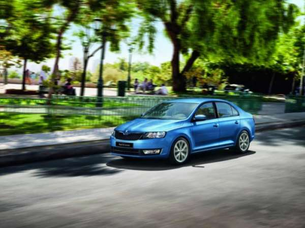 UK- Skoda Rapid SE Connect and Skoda Rapid Sport limited edition models launched