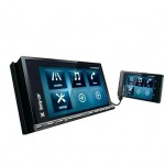 SONY launches two new In-Car AV Centre Head Units
