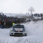 Volkswagen Motorsport starts the WRC with a classic