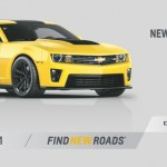 New 2014 Chevrolet Camaro ZL1 to greet us at Auto Expo 2014