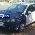 Fiat Punto Facelift Caught Testing Again