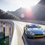 Aston Martin V8 Vantage Special Edition model Revealed ahead of Geneva debut