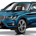 Is this how the 2016 BMW X1 would look like?