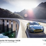Geneva debut for Aston Martin V8 Vantage N430 and Aston Martin DB9 Carbon Black & Carbon White
