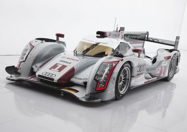 Auto Expo 2014: Audi R18 e-tron quattro showcased