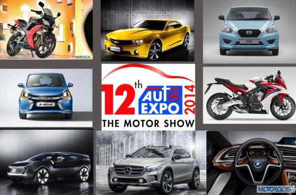 Auto Expo 2014 Best Live Coverage