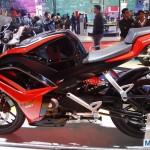 Auto Expo 2014 : Hero Motor Corp displays EBR 1190 range