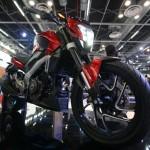 Bajaj Pulsar CS400 Official Release and Big Image Gallery