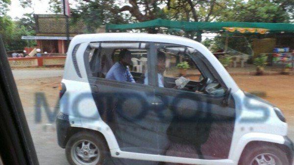 new car launches of bajajNew set of Bajaj RE60 images surface Launch when  Motoroids