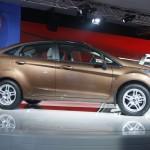 Ford Unveils New Fiesta Facelift at Auto Expo 2014: Images and Details
