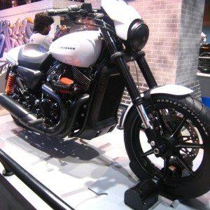 Harley davidson India Street 750 Auto Expo 2014 (15)