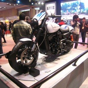 Harley davidson India Street 750 Auto Expo 2014 (16)