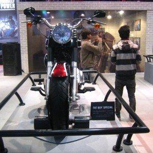 Harley davidson India Street 750 Auto Expo 2014 (17)