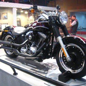 Harley davidson India Street 750 Auto Expo 2014 (18)