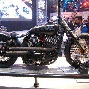 Harley davidson India Street 750 Auto Expo 2014 (8)