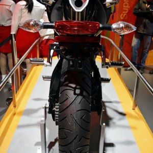 Hero HX250R auto Expo 2014 (10)