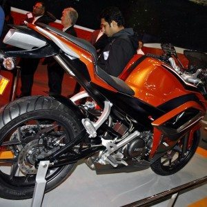 Hero HX250R auto Expo 2014 (22)